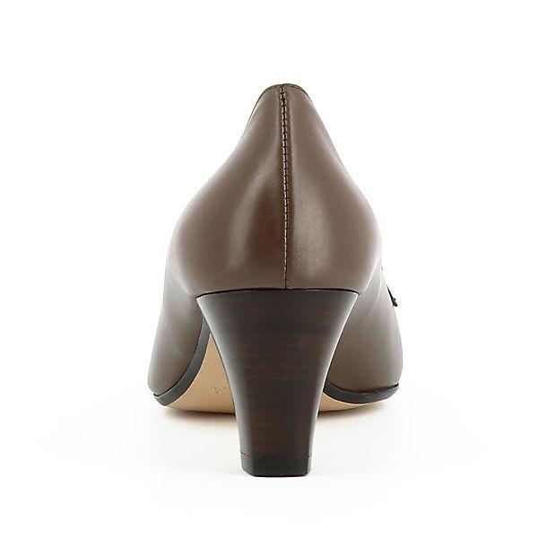 Evita Shoes, Klassische Pumps PATRIZIA, khaki  Gute Qualität beliebte Schuhe