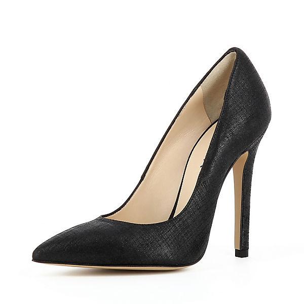 Evita Shoes Klassische Pumps LISA schwarz