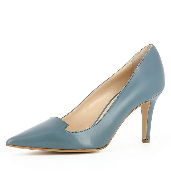Pumps JESSICA blau Klassische Evita grau Shoes x8wvUnpqz