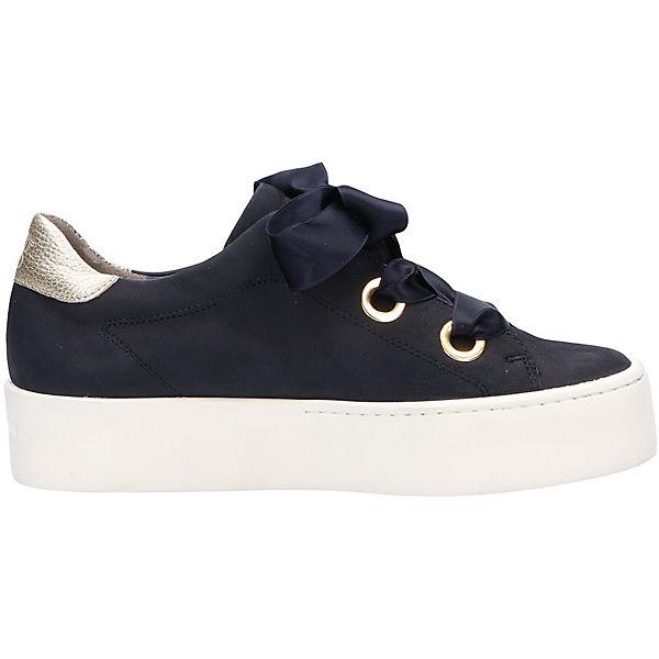 Paul Green Sneakers Low blau Schuhe  Gute Qualität beliebte Schuhe blau 463aa3