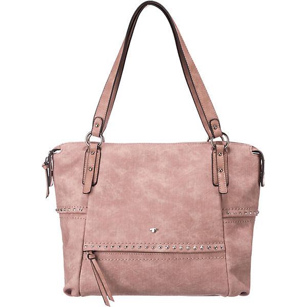 TOM TAILOR TOM TAILOR Kendall Shopper rosa