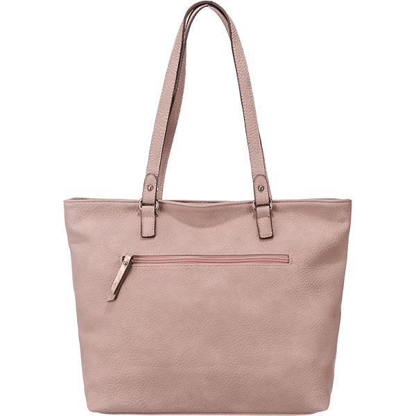 TOM TAILOR TOM TAILOR Amalia Shopper rosa