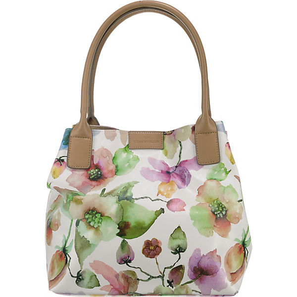 TOM TAILOR Miri Flora Shopper