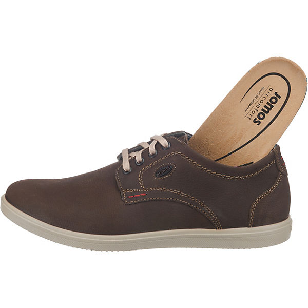 JOMOS, Sneakers, braun     2e0fd4