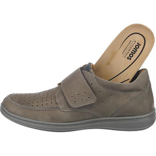 JOMOS, Freizeit Schuhe, grau-kombi     4fa238