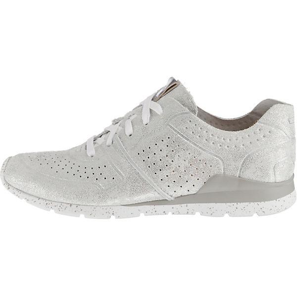 silber TYE W Low STARDUST UGG Sneakers kombi qAvx1