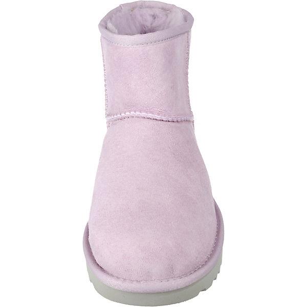 MINI UGG Winterstiefeletten II rosa CLASSIC W wF7xqTFH