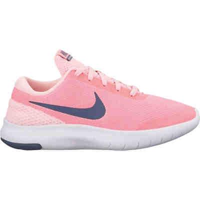 f74e9d1081 NIKE, Sportschuhe FLEX EXPERIENCE für Mädchen, rosa   mirapodo