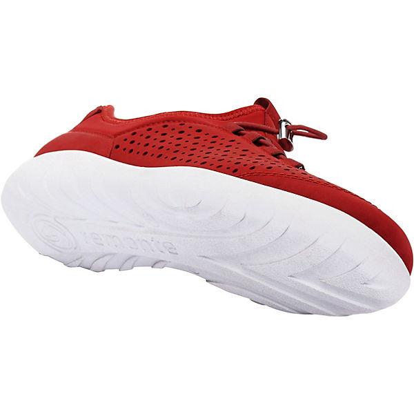 remonte, R3500 Low, Lite n Soft Sneakers Low, R3500 rot   c9667e