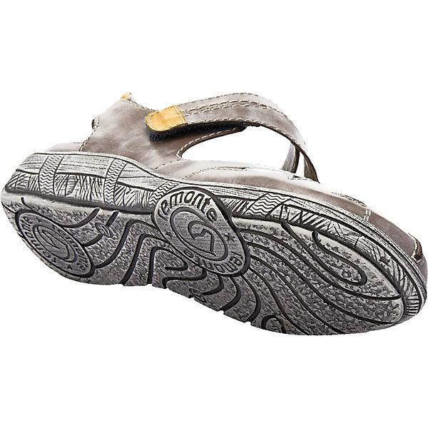 remonte, D3814 Klassische Sandalen, gelb/grau Schuhe  Gute Qualität beliebte Schuhe gelb/grau efb55b