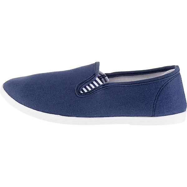 Anna blau On 01 ANFS16 Sneaker Field Slip ERNA 06r0w