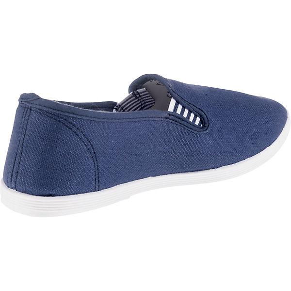 Slip Sneaker blau Field On ERNA 01 Anna ANFS16 UgBPYqPI