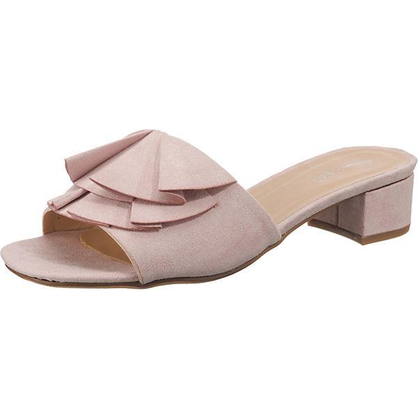 Anna Field 15BX1-3740 Pantoletten rosa