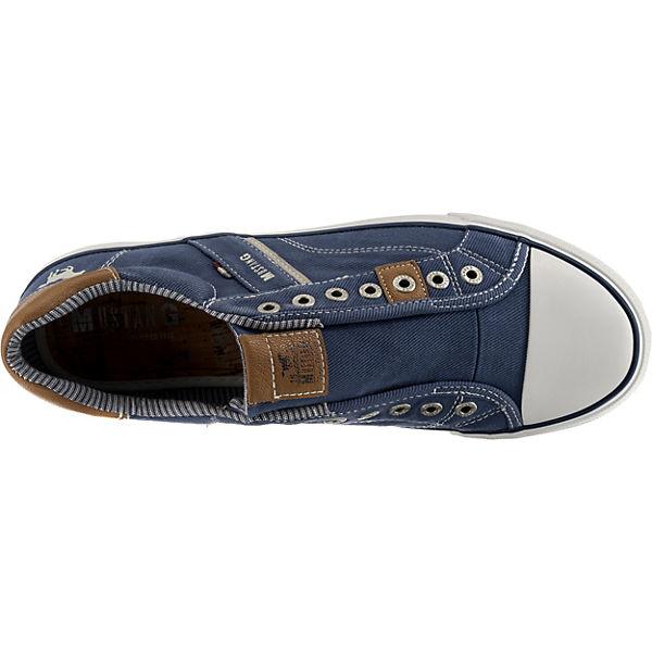 Sneakers MUSTANG Sneakers Low dunkelblau MUSTANG Low Sneakers Low MUSTANG dunkelblau dunkelblau 48wtwdqB