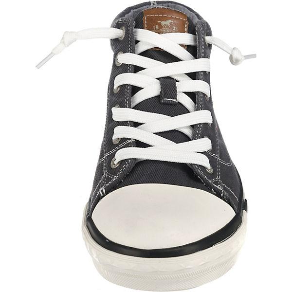 Sneakers MUSTANG High Sneakers schwarz MUSTANG 6BYEBw