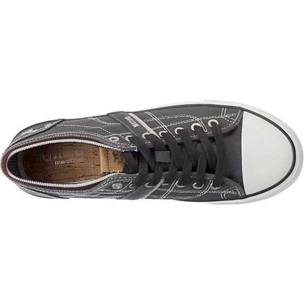 MUSTANG Sneakers Low Sneakers schwarz MUSTANG w7zXPqzac