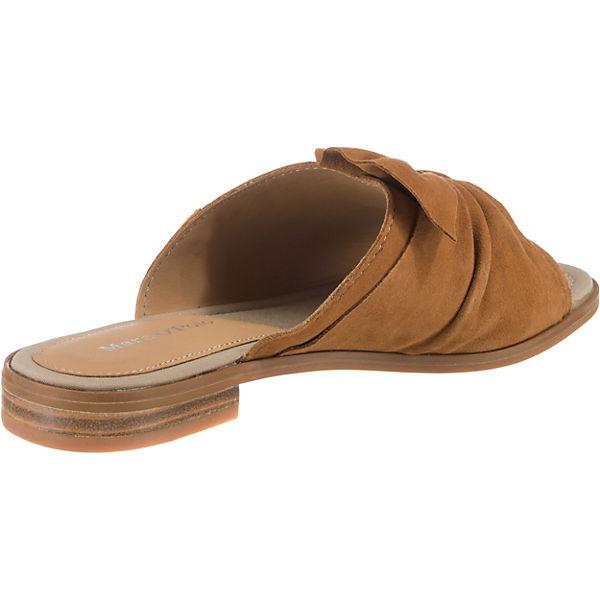 Marc Gute O'Polo, Pantoletten, cognac  Gute Marc Qualität beliebte Schuhe 6396c9