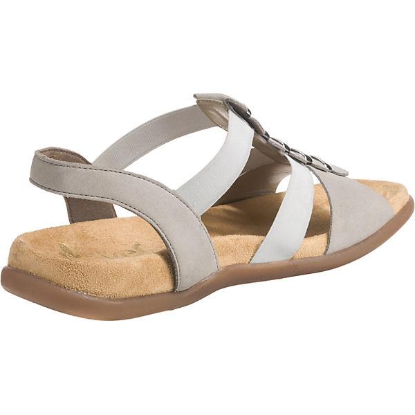 Rieker, Noida Klassische Sandalen, grau  Gute Qualität beliebte Schuhe Schuhe Schuhe d2cc1b
