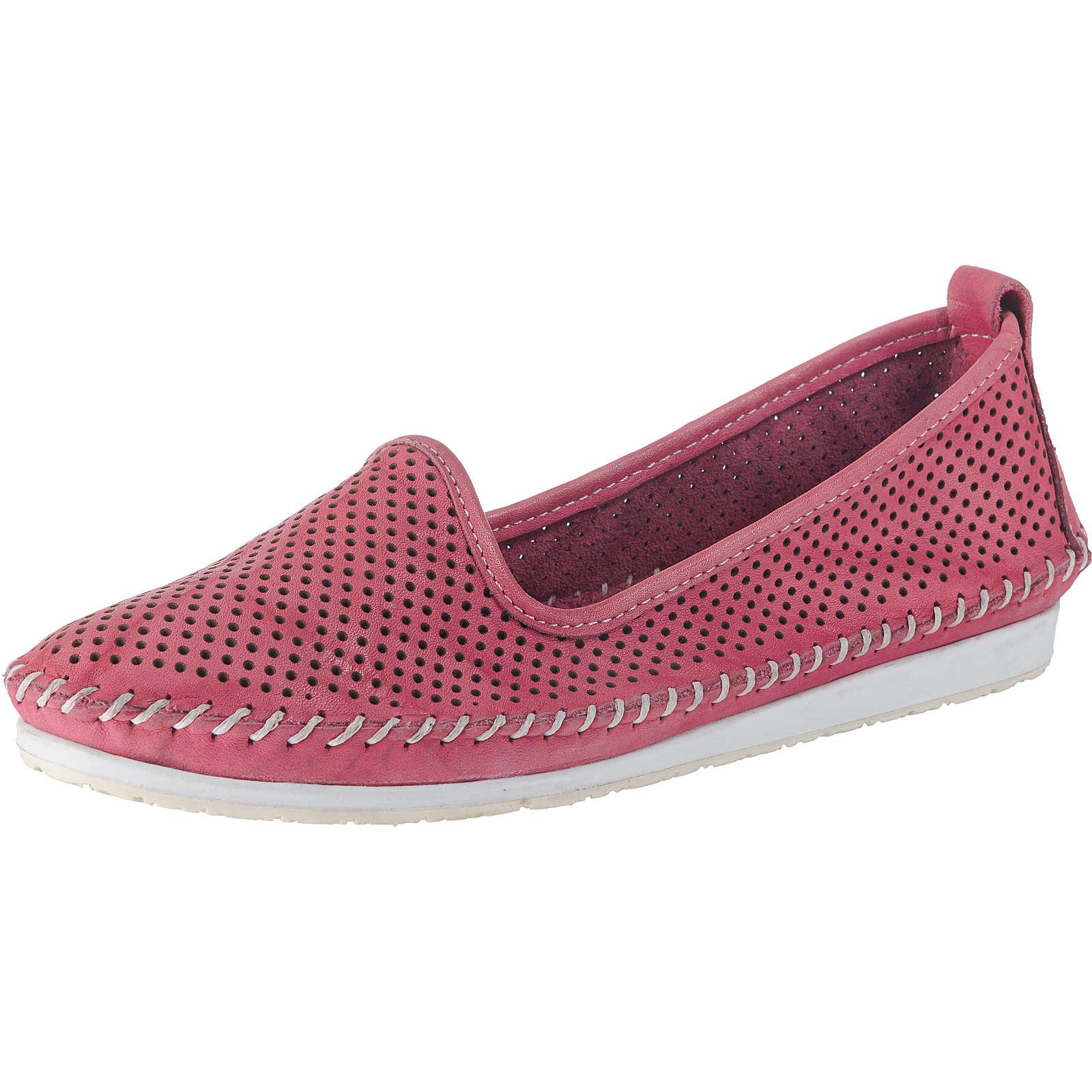 Andrea Conti Klassische Slipper pink Damen Gr. 42 jetztbilligerkaufen