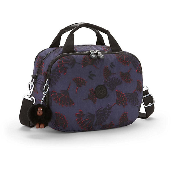 Kipling Kosmetiktasche Basic Travel Palmbeach blau