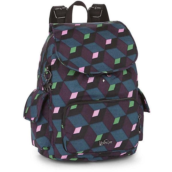 Kipling Rucksack Basic City Pack S mehrfarbig