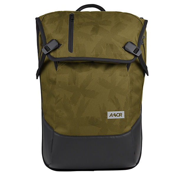 AEVOR Rucksack Daypack 48 cm grau/grün