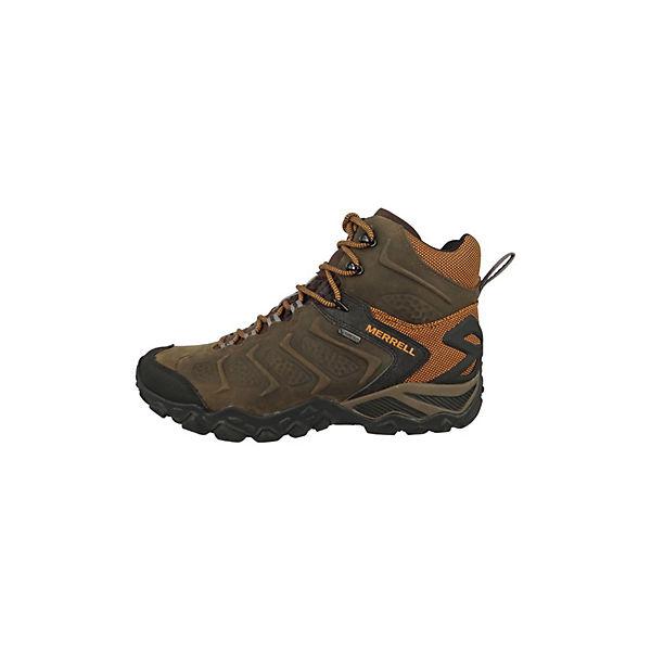 MERRELL, Wanderschuhe Chameleon Shift Mid GTX, beliebte braun  Gute Qualität beliebte GTX, Schuhe 7690c3