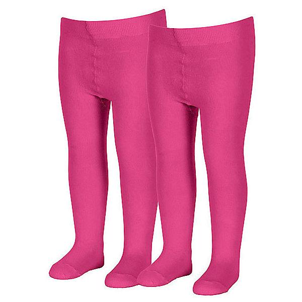 Sterntaler Baby Strumpfhosen Doppelpack für Mädchen pink