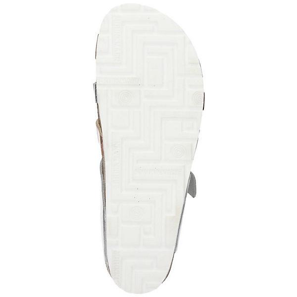 Dr. Brinkmann, Pantoletten, beliebte silber  Gute Qualität beliebte Pantoletten, Schuhe 1f9466