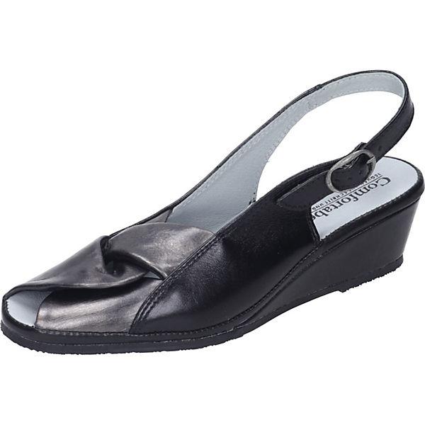 schwarz Keilsandaletten Comfortabel Comfortabel Comfortabel schwarz Keilsandaletten Keilsandaletten schwarz Comfortabel q7OwqZnAB