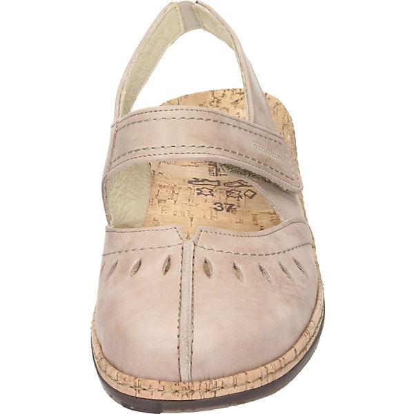 Comfortabel Klassische Klassische beige Sandalen Sandalen Comfortabel Comfortabel Sandalen beige Klassische BTxqxgt