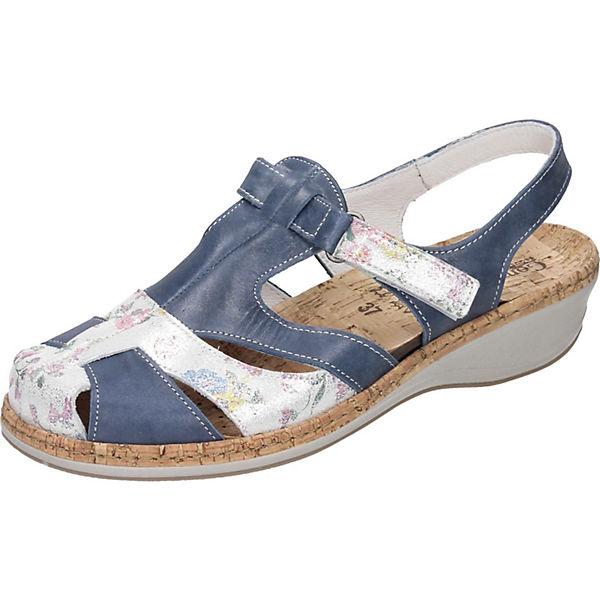 Klassische Comfortabel Sandalen Sandalen Comfortabel blau Comfortabel Klassische blau Sandalen blau Klassische 1wTqEwP