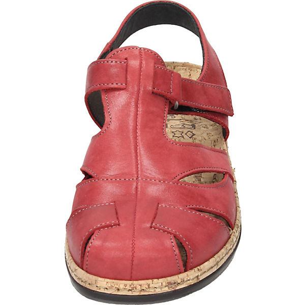 Comfortabel,  Klassische Sandalen, rot  Comfortabel, Gute Qualität beliebte Schuhe cd1923