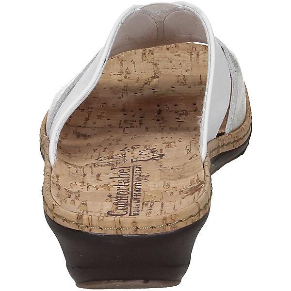 Comfortabel, Pantoletten, beliebte weiß  Gute Qualität beliebte Pantoletten, Schuhe 471e8a