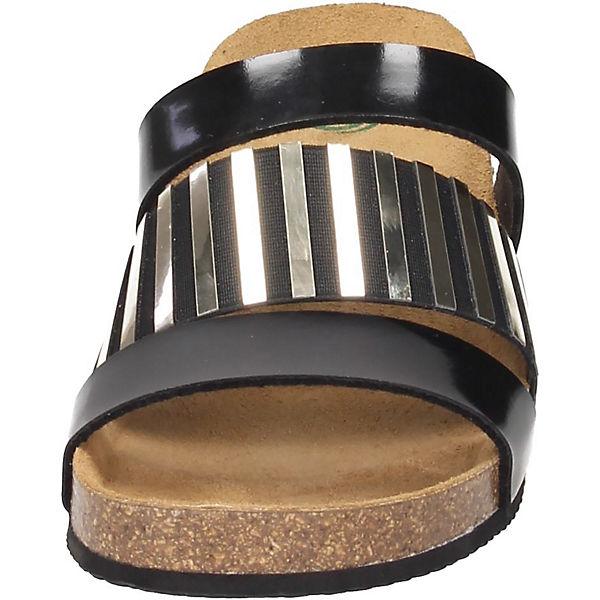 Dr. Brinkmann, Gute Pantoletten, schwarz  Gute Brinkmann, Qualität beliebte Schuhe 71ec30