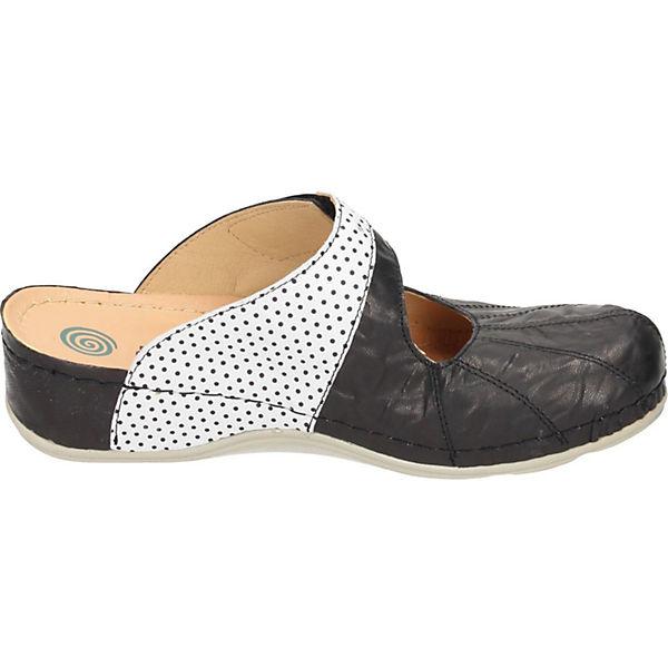 Dr. Brinkmann, Pantoletten, beliebte schwarz  Gute Qualität beliebte Pantoletten, Schuhe efdc2a