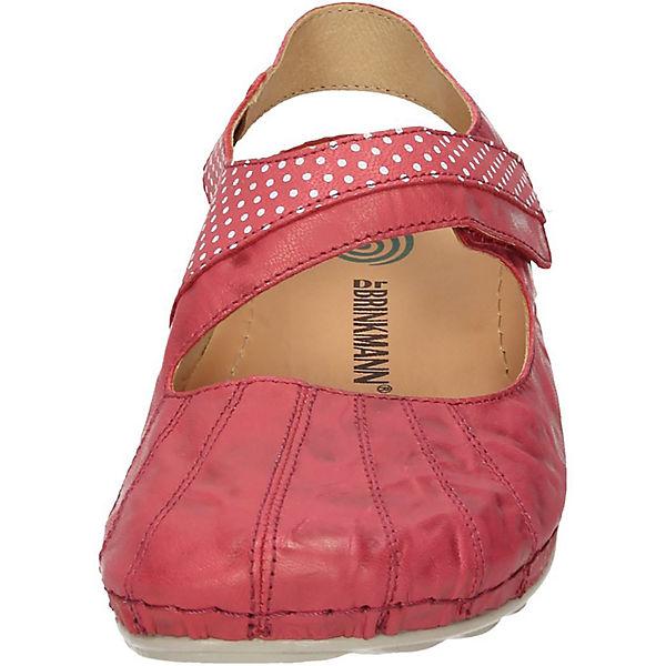 Dr. Brinkmann, Klassische Sandalen, rot  Schuhe Gute Qualität beliebte Schuhe  f3cb15