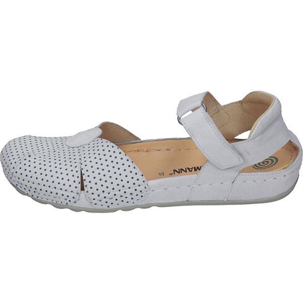 Dr. Brinkmann, Klassische Sandalen, weiß weiß weiß  Gute Qualität beliebte Schuhe e85e64