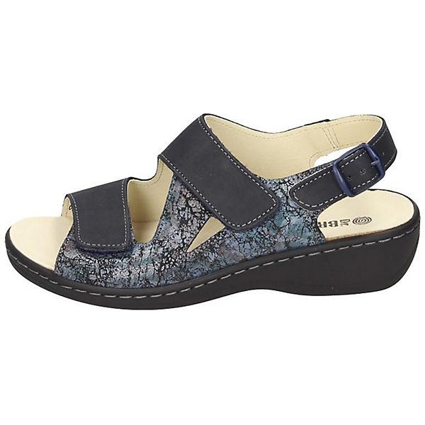 Dr. Brinkmann, Klassische Sandalen, blau  Gute Qualität beliebte Schuhe