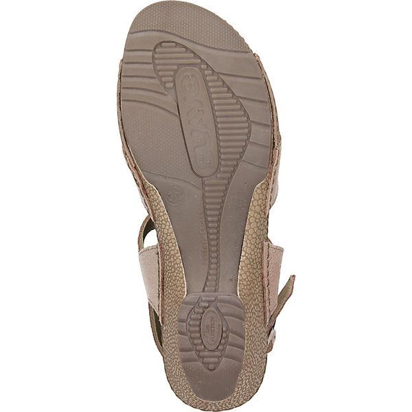 Klassische Sandaletten Comfortabel Klassische Sandaletten rosa rosa Comfortabel xq7p1UwnI