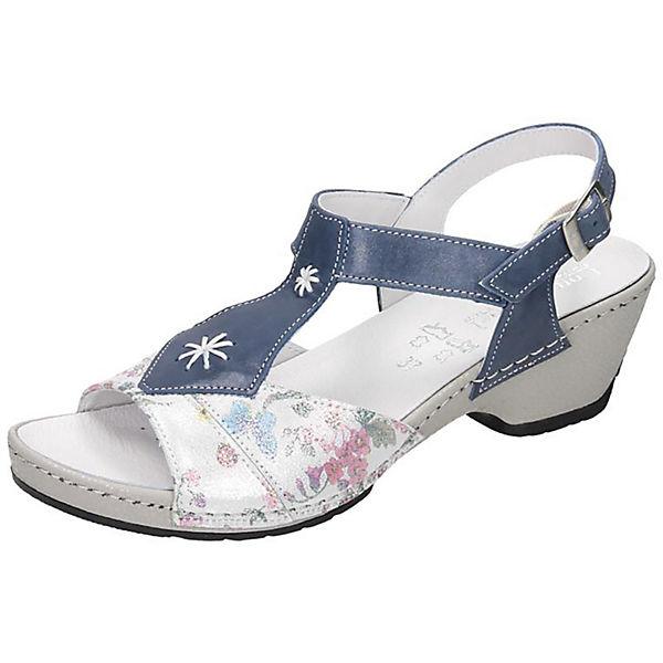 Klassische Sandaletten Comfortabel blau Comfortabel Comfortabel Sandaletten Klassische blau Klassische Sandaletten TpS4wqx