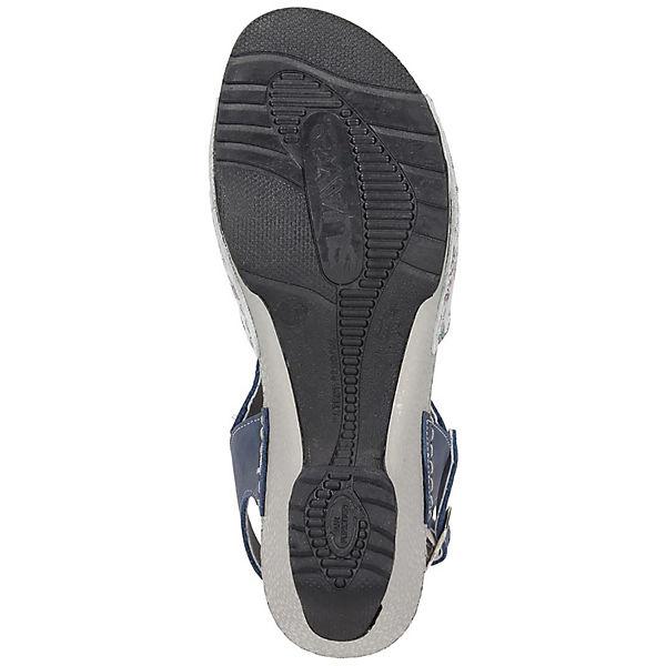 Comfortabel, Comfortabel, Comfortabel, Klassische Sandaletten, blau   ddb49b