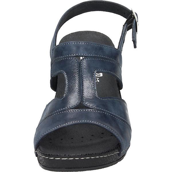 Comfortabel, Klassische Sandaletten, blau     621b7c