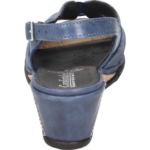 blau Comfortabel Keilsandaletten Keilsandaletten blau Comfortabel Keilsandaletten Comfortabel Keilsandaletten blau Comfortabel 1nwxgq