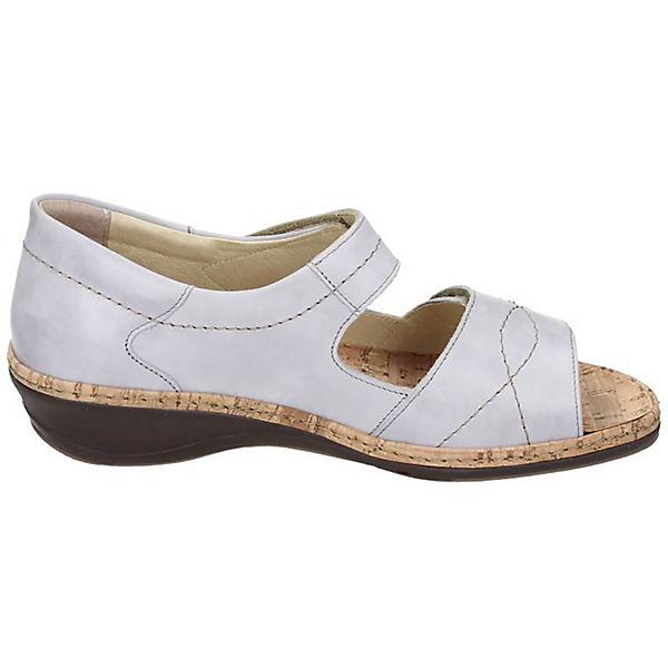 Comfortabel, Klassische Sandalen, Sandalen, Sandalen, grau   349354