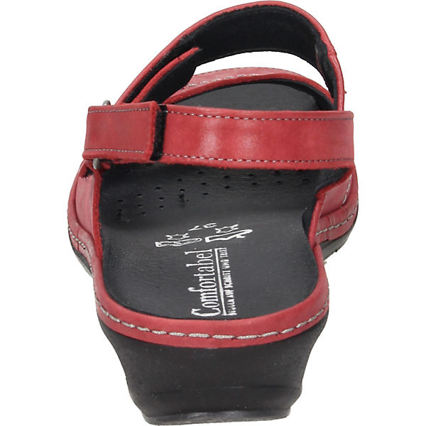 Comfortabel, Gute Klassische Sandalen, rot  Gute Comfortabel, Qualität beliebte Schuhe 76f135