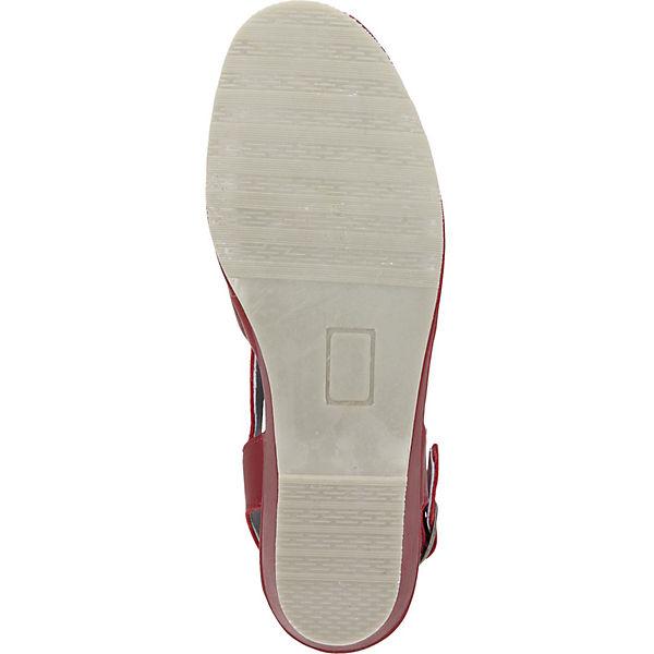 Comfortabel, Klassische Sandalen, rot beliebte  Gute Qualität beliebte rot Schuhe 1e606a