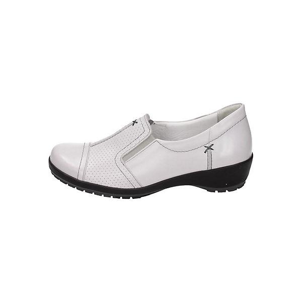 Comfortabel, Komfort-Slipper, weiß  Gute Qualität beliebte Schuhe