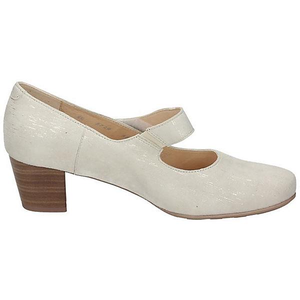Comfortabel, Spangenpumps, beliebte offwhite  Gute Qualität beliebte Spangenpumps, Schuhe f62c61