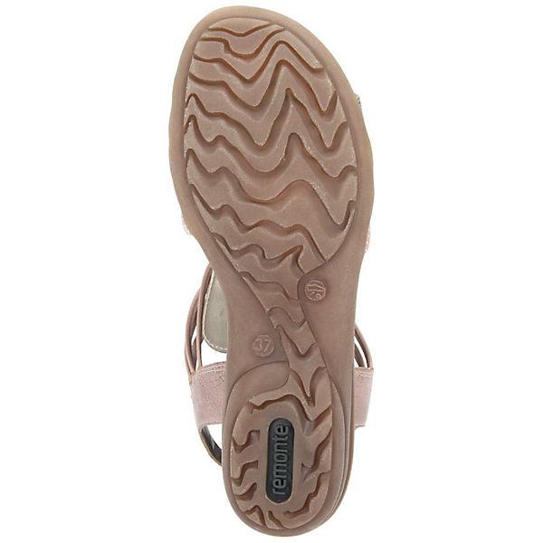 remonte, Klassische Sandalen, rosa rosa rosa  Gute Qualität beliebte Schuhe 54483e